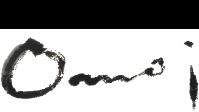 歩く書道教室 Omoi ロゴ